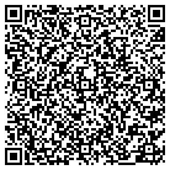 QR-код с контактной информацией организации Студия танца StudioLDI
