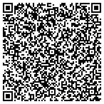 QR-код с контактной информацией организации Школа самбы Натуреза, ООО