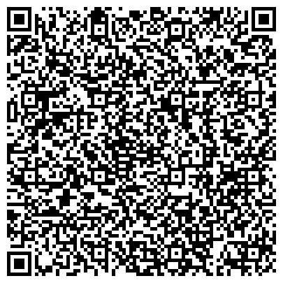 QR-код с контактной информацией организации Кокшетауский завод деревянного домостроения, ТОО