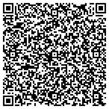 QR-код с контактной информацией организации Студия танца и фитнеса Совершенство, ИП