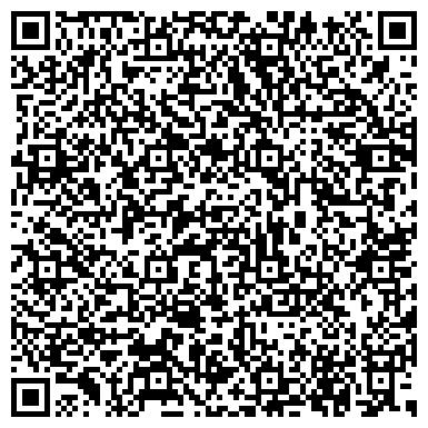 QR-код с контактной информацией организации Студия танца Александра Гостева (Latinoclub)