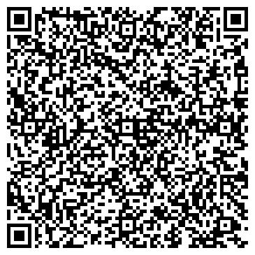 QR-код с контактной информацией организации Талант международный центр искусств