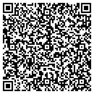 QR-код с контактной информацией организации Кубышкина, ИП
