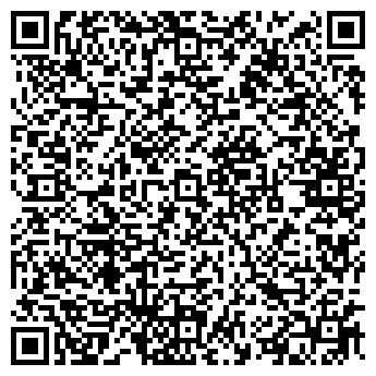QR-код с контактной информацией организации НОВЫЕ ОКНА, ЧП