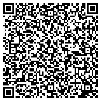 QR-код с контактной информацией организации FACES