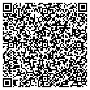 QR-код с контактной информацией организации ЦЕНТРАЛЬНЫЙ ГОК, ОАО