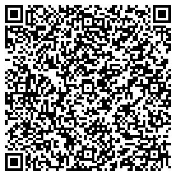 QR-код с контактной информацией организации ЮЖНЫЙ ГОК, ОАО