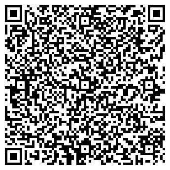 QR-код с контактной информацией организации Укрхимпроект, ПАО