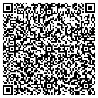QR-код с контактной информацией организации АВВ-дизайн, ООО
