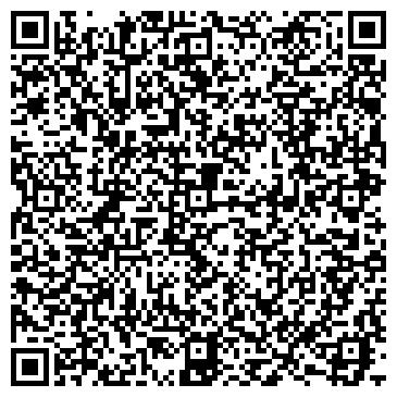 QR-код с контактной информацией организации Бизнес Континент Сервис, ЧП