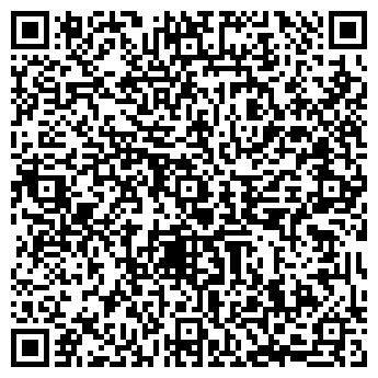 QR-код с контактной информацией организации Интербезпека, ЧП