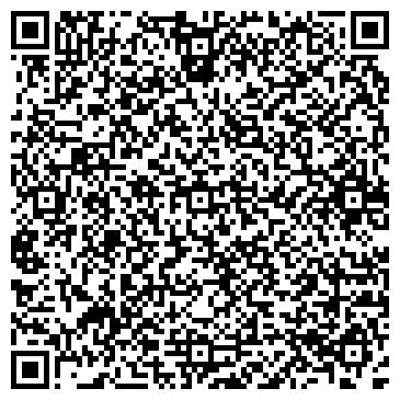 QR-код с контактной информацией организации Будофис, ООО