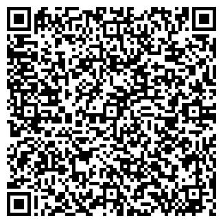 QR-код с контактной информацией организации Общество с ограниченной ответственностью ТОО ТРИАДА