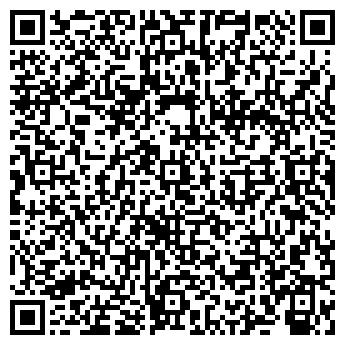 QR-код с контактной информацией организации БелОпсПроект, ЧУП
