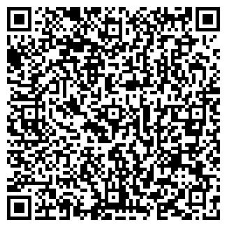 QR-код с контактной информацией организации Объединение ТОВ охрана