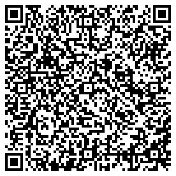 QR-код с контактной информацией организации Баракуда-М, ООО