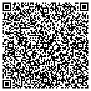 QR-код с контактной информацией организации Аква Фонтана, ООО