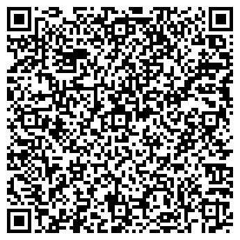QR-код с контактной информацией организации Диссанс, ООО
