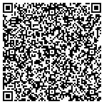 QR-код с контактной информацией организации Гепард, охранная фирма ООО