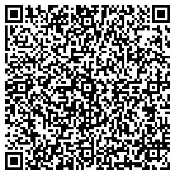 QR-код с контактной информацией организации ОС Сапсан, ЧП