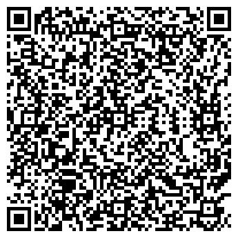 QR-код с контактной информацией организации ООО Мега-Ладон