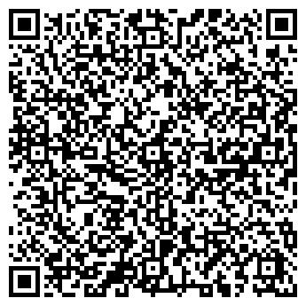 QR-код с контактной информацией организации Мегазахист Плюс, ООО