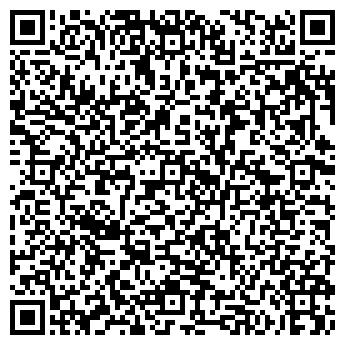 QR-код с контактной информацией организации ЛЮБАВА, ООО