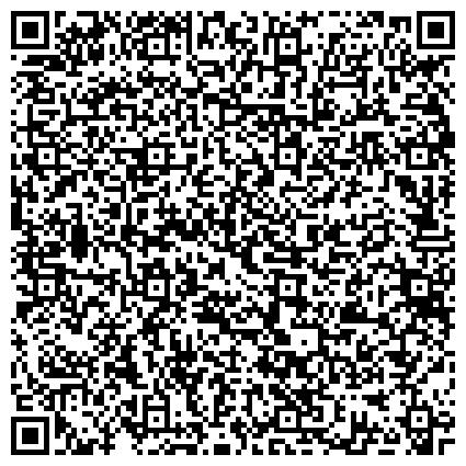 QR-код с контактной информацией организации Общественный фонд Центр независимой экологической экспертизы