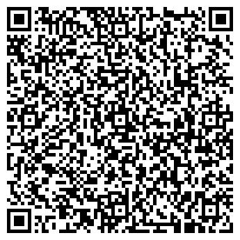 QR-код с контактной информацией организации ЧОП Гайдамаки