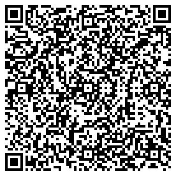 QR-код с контактной информацией организации Август, ЧАП