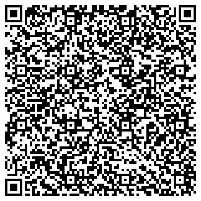 QR-код с контактной информацией организации Переоборудование микроавтобусов, обшивка салона, перетяжка салона, ГБО