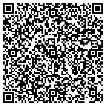 QR-код с контактной информацией организации Домик строй, ЧП