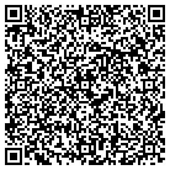 QR-код с контактной информацией организации Донецк сити