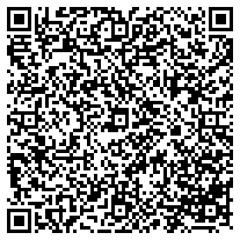 QR-код с контактной информацией организации Салон красоты «Королева»