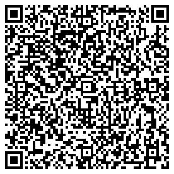 QR-код с контактной информацией организации ТЦ FORTUNA
