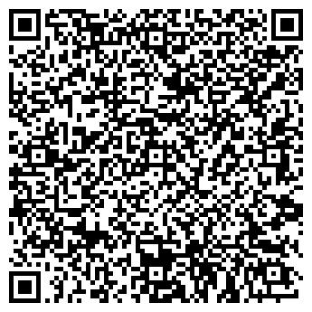 QR-код с контактной информацией организации агенство ДОНБАСС