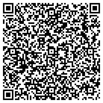 QR-код с контактной информацией организации Субъект предпринимательской деятельности СПД Князь Наталья