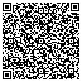 QR-код с контактной информацией организации irisHotels
