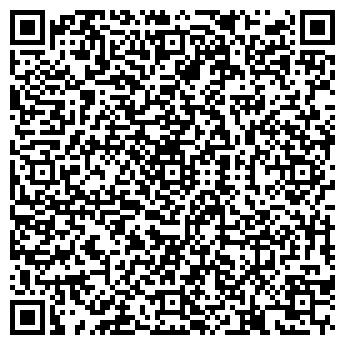 QR-код с контактной информацией организации Alyans