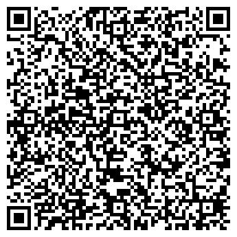 QR-код с контактной информацией организации Lux Apartments