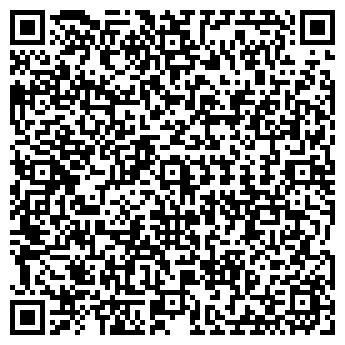 QR-код с контактной информацией организации ЛУЦК, УНИВЕРМАГ, ЗАО