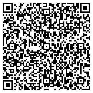 QR-код с контактной информацией организации Lucky