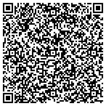 QR-код с контактной информацией организации Продюсерский центр FashionVik
