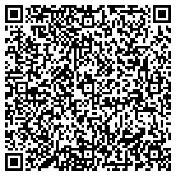 QR-код с контактной информацией организации ТРЕСТ БУД, ООО