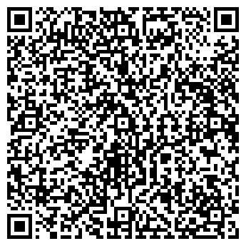 QR-код с контактной информацией организации Клуб квартир, ЧП