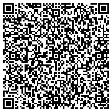 QR-код с контактной информацией организации АН Ваш Район, ЧП