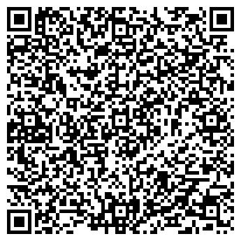 QR-код с контактной информацией организации АН «Донецк»