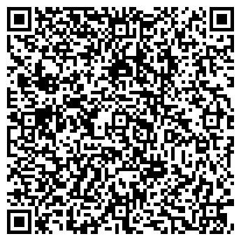 QR-код с контактной информацией организации СenTraL клуб