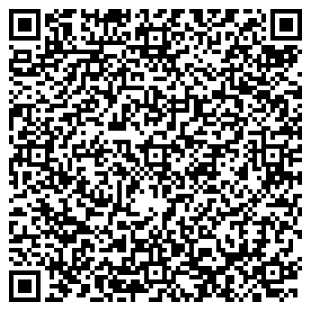 QR-код с контактной информацией организации АН Планета