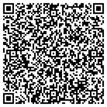 QR-код с контактной информацией организации Проект студия, ООО